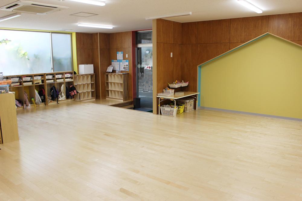 5歳児保育室